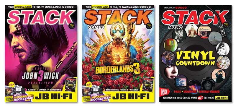 STACK Magazine is on shelves now - STACK | JB Hi-Fi