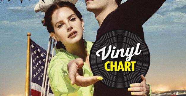 JB's vinyl chart (September 6 – 12, 2019)