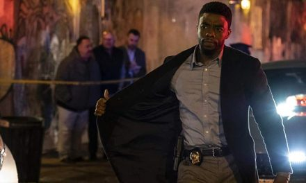 Troubled waters for Chadwick Boseman in 21 Bridges