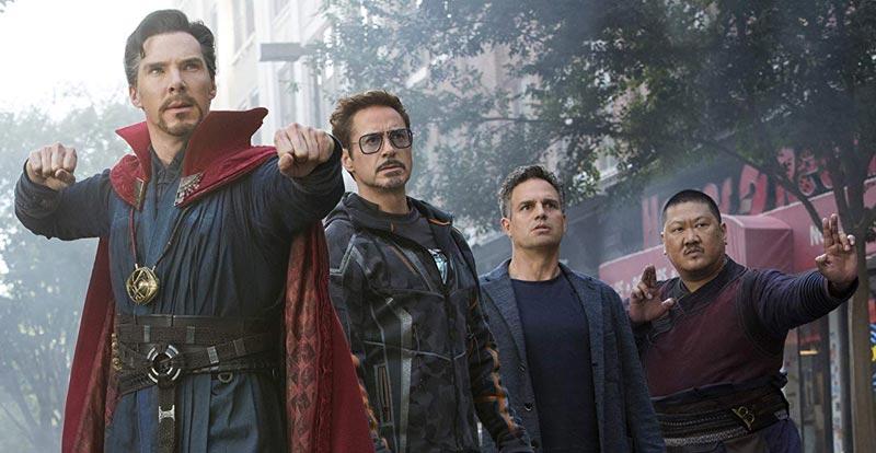 4K November 2019 - Avengers: 4-Movie Collection