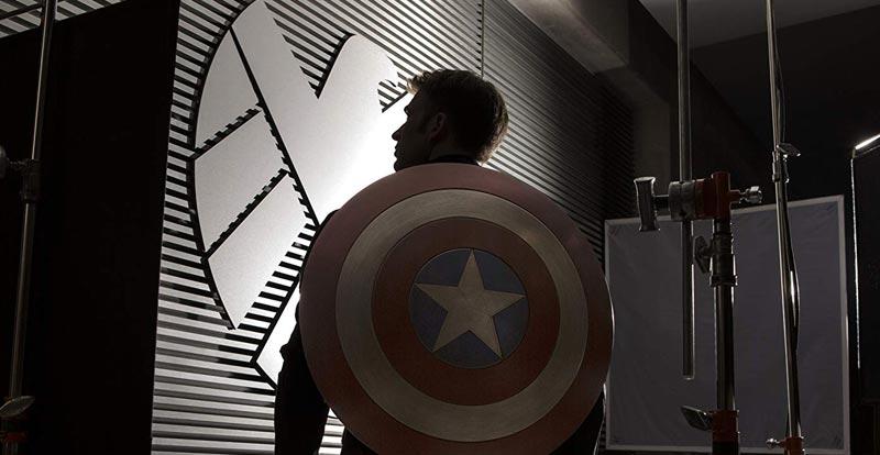 4K November 2019 - Captain America: 3-Movie Collection