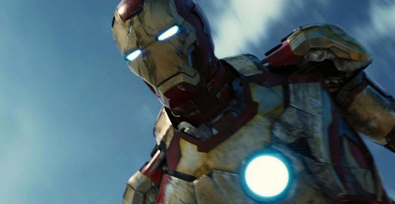 4K November 2019 - Iron Man: 3-Movie Collection