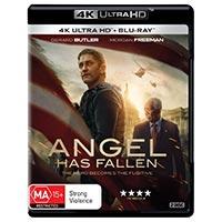 4K November 2019 - Angel Has Fallen
