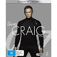 4K November 2019 - Daniel Craig 007 Collection