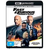 4K November 2019 - Fast & Furious: Hobbs & Shaw