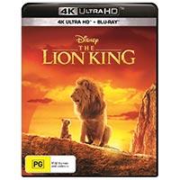 4K November 2019 - The Lion King (2019)