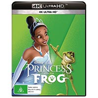 4K November 2019 - The Princess and the Frog
