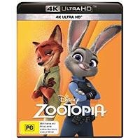 4K November 2019 - Zootopia