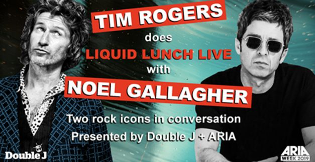 Noel Gallagher and Tim Rogers to host ARIAs lunch (and other ARIA Week news)