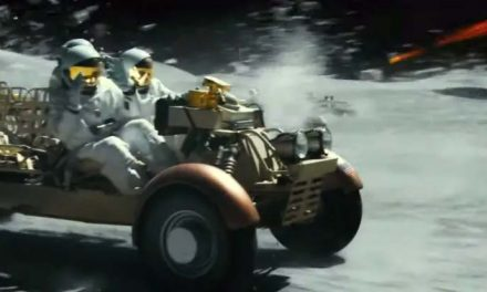 Ad Astra – make moon buggies go now!