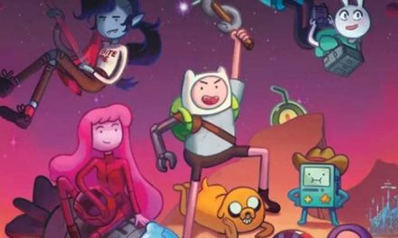 Wow-cow-chow! Adventure Time back for four more