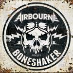 Airbourne Boneshaker album cover