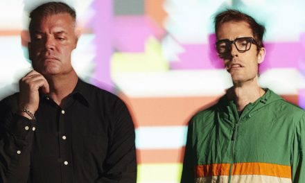 Battles, 'Juice B Crypts' review