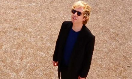 Beck shares his 'Uneventful Days'