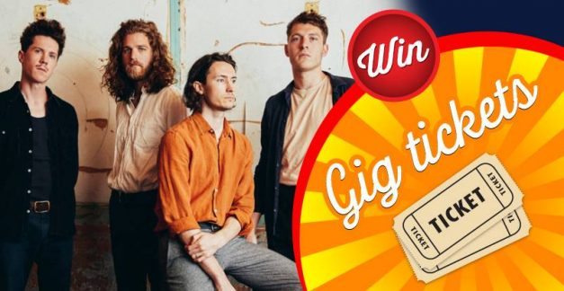 Win tickets to see City Calm Down live