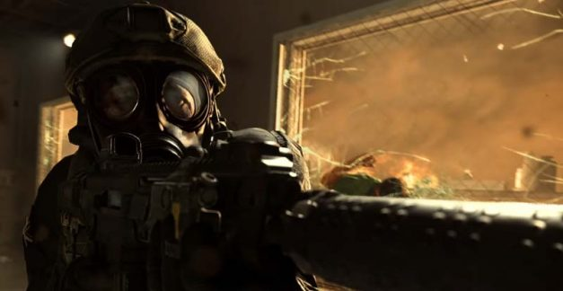 Behind the story of Call of Duty: Modern Warfare