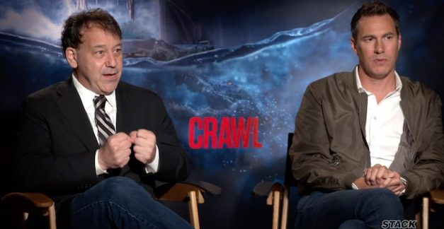 Crawl – an interview with Sam Raimi & Craig J. Flores