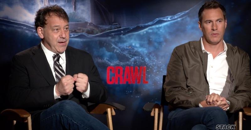Crawl – an interview with Sam Raimi & Craig J. Flores