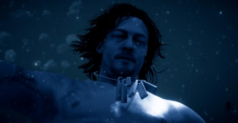 Connecting with Death Stranding