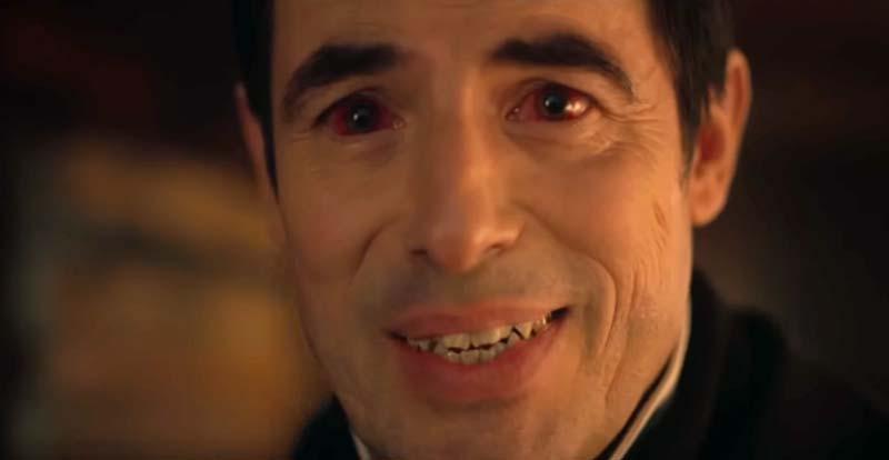 Drac's back! First look at BBC's Dracula