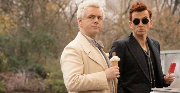 Good Omens on DVD & Blu-ray November 13