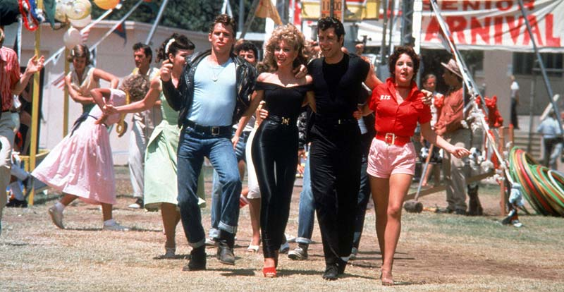 Grease is the word – again!