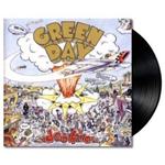 Green Day Dookie vinyl album cover