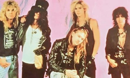 Guns N' Roses hit '80s billion