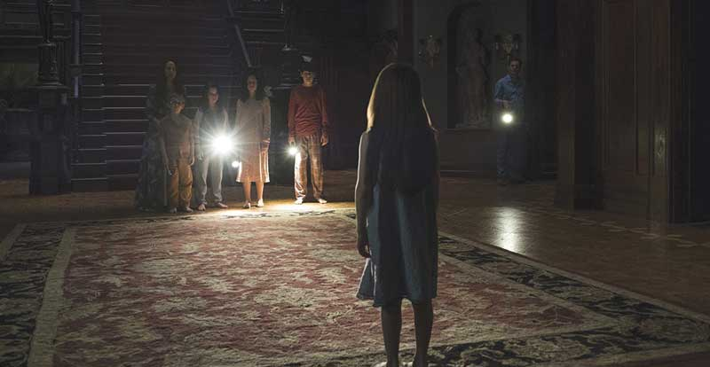 The Haunting of Hill House on DVD October 23