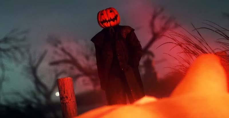 Halloween comes to Hitman 2