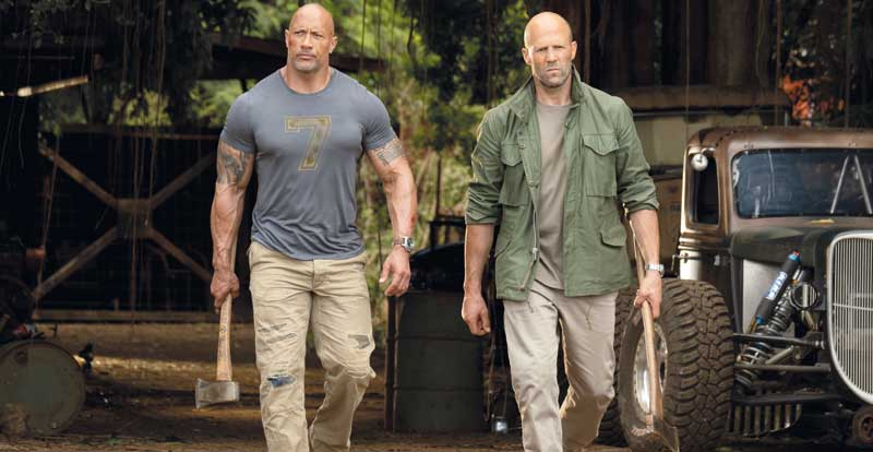 Fast & Furious: Hobbs & Shaw on DVD, Blu-ray & 4K November 13