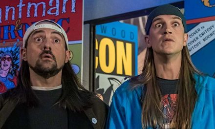 Waiting for Jay & Silent Bob Reboot