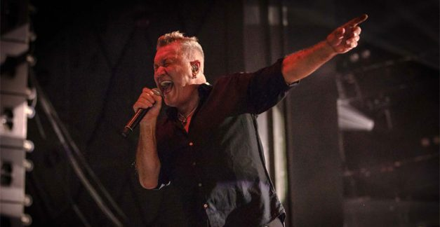 Jimmy Barnes @ HOTA – live review