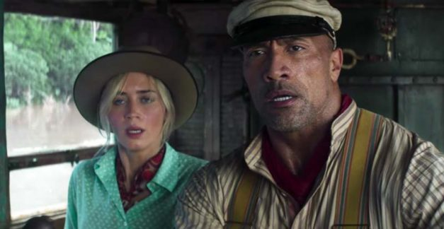 Join The Rock and Emily Blunt on a Jungle Cruise