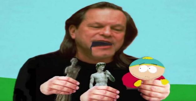 South Park pays tribute to Monty Python