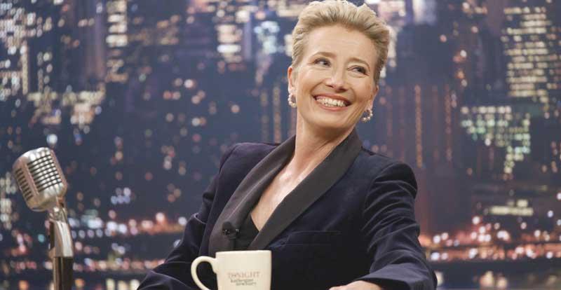 Late Night on DVD & Blu-ray November 6