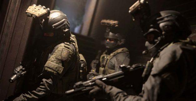 Call of Duty: Modern Warfare preps for launch
