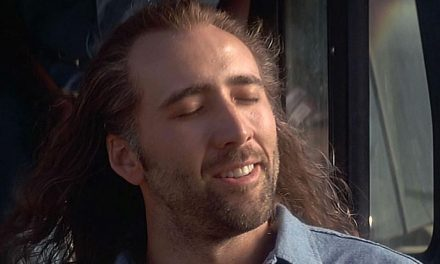 New movie for Nic Cage – but don't use the 'F' word!