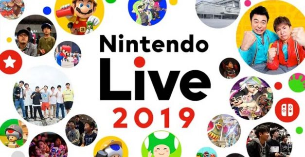 Jump into Nintendo Live 2019