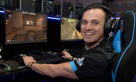 Shannon Noll is now an esports team captain