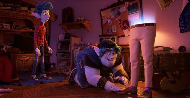 A new look at Pixar's Onward