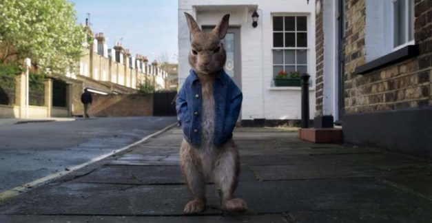 Double the trouble in Peter Rabbit 2