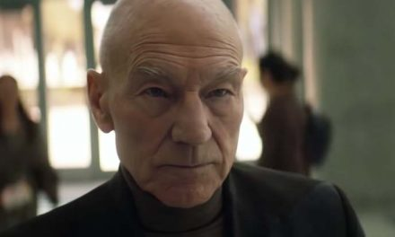 A new look at the upcoming Picard series