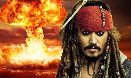 Pirates of the Caribbean going nuclear?!
