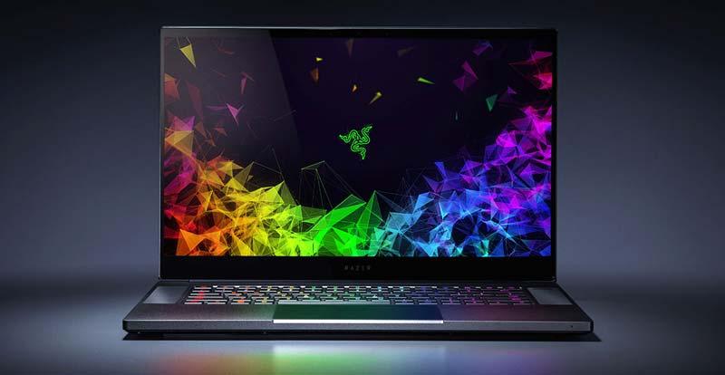 Playing with Razer's Blade 15 gaming laptop