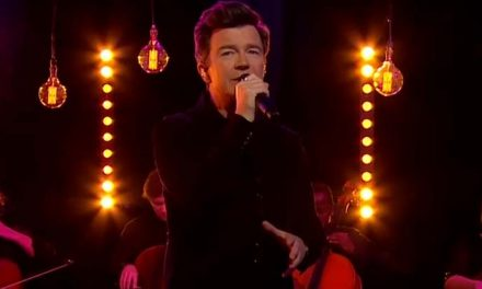 Rick rolls out stripped back 'Never Gonna Give You Up'