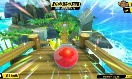 Super Monkey Ball: Banana Blitz HD – review