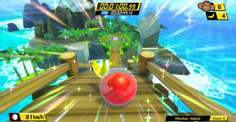 Super Monkey Ball: Banana Blitz HD – review