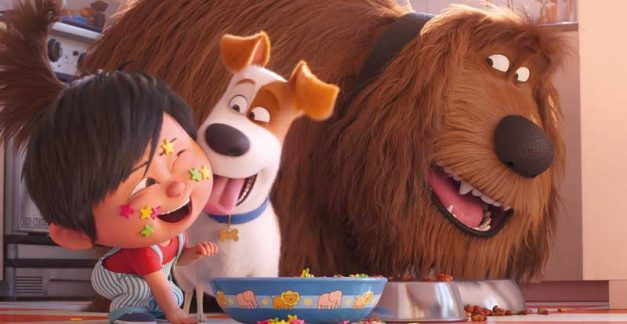 The Secret Life of Pets 2 on DVD, Blu-ray & 4K October 30