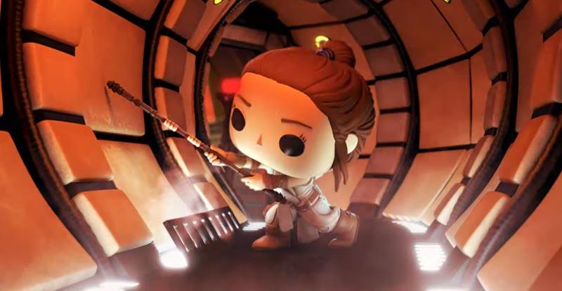 Star Wars: The Rise of Skywalker goes Pop!